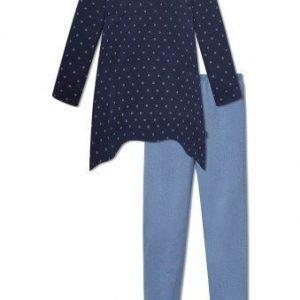 Schiesser Pilkku Tyttöjen Pyjama