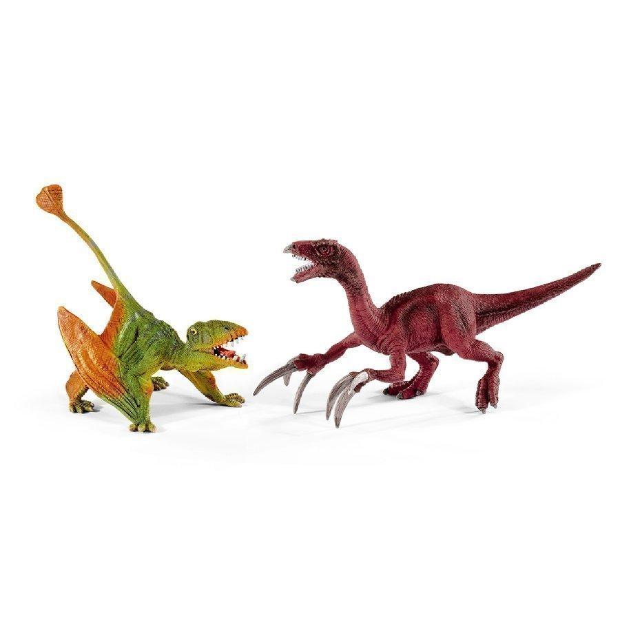 Schleich Dimorphodon Ja Therizinosaurus Pieni 41425