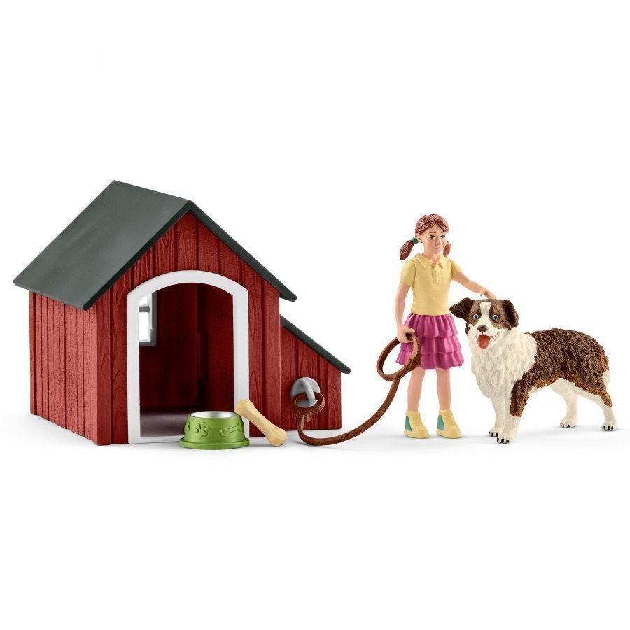 Schleich Dog Kennel Eläinhahmo