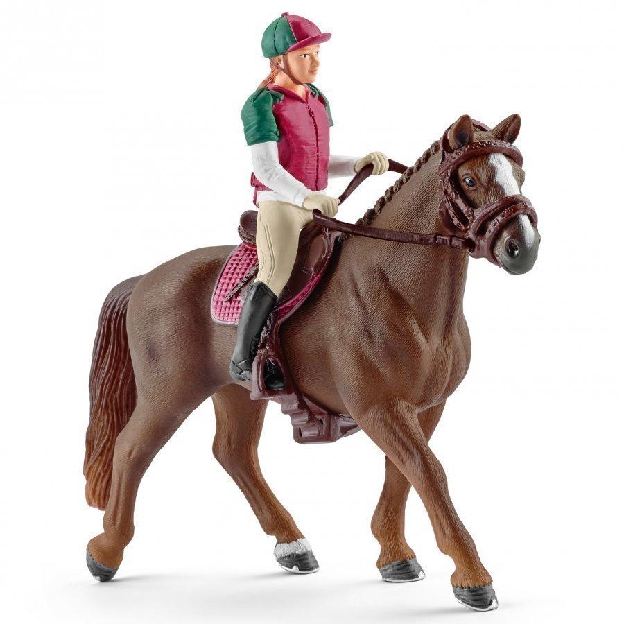 Schleich Eventing Rider Leikkisetti