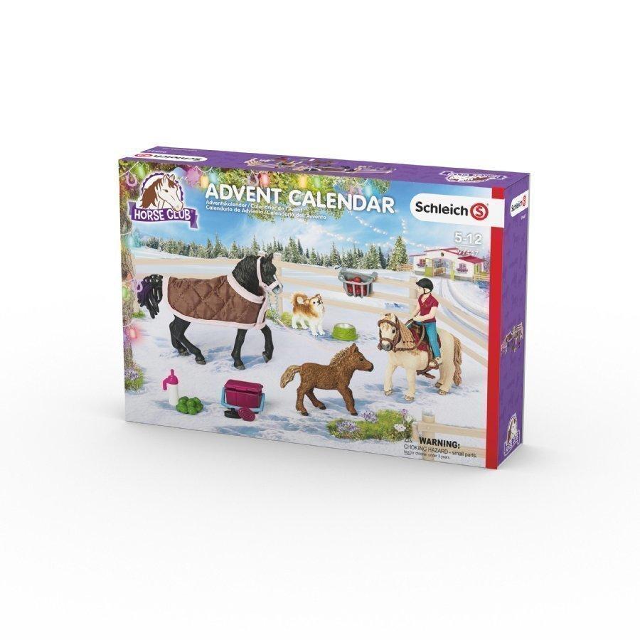 Schleich Joulukalenteri Hevoset