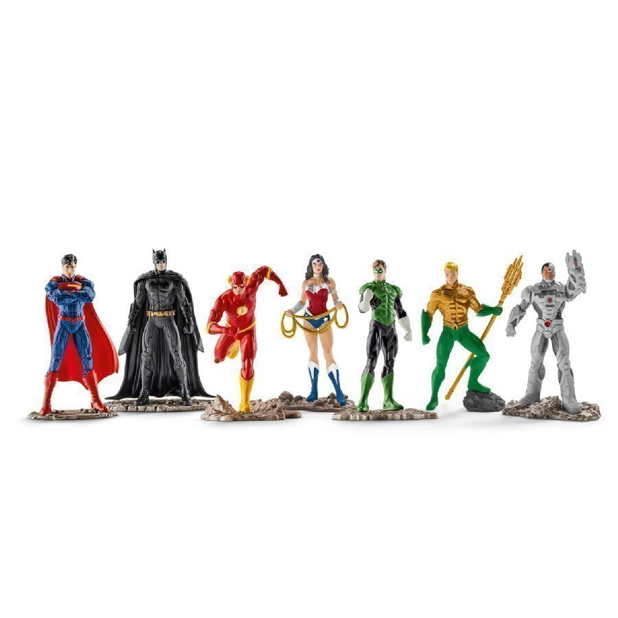 Schleich Justice League 22528