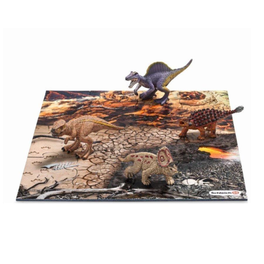 Schleich Mini Dinosaurussetti 1 42212