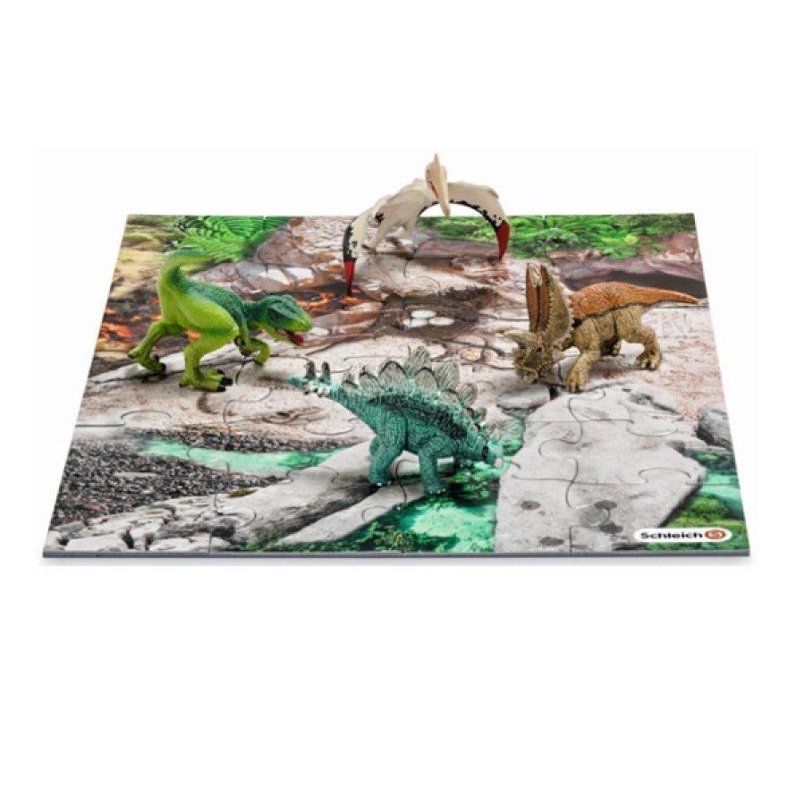 Schleich Mini Dinosaurussetti 2 42213