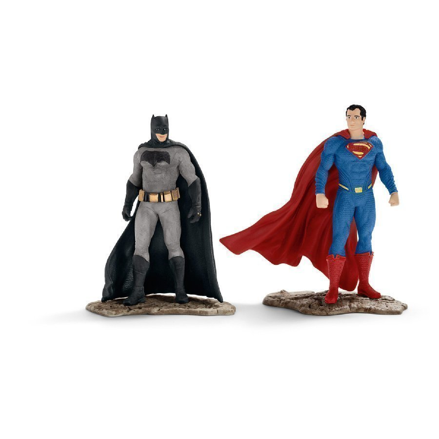 Schleich Scenery Pack Dc Comics Batman Vs. Superman 22529