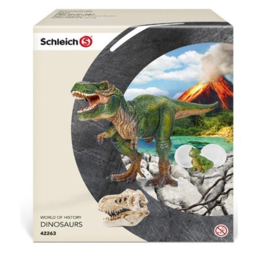 Schleich T Rex Saalistamassa 42263