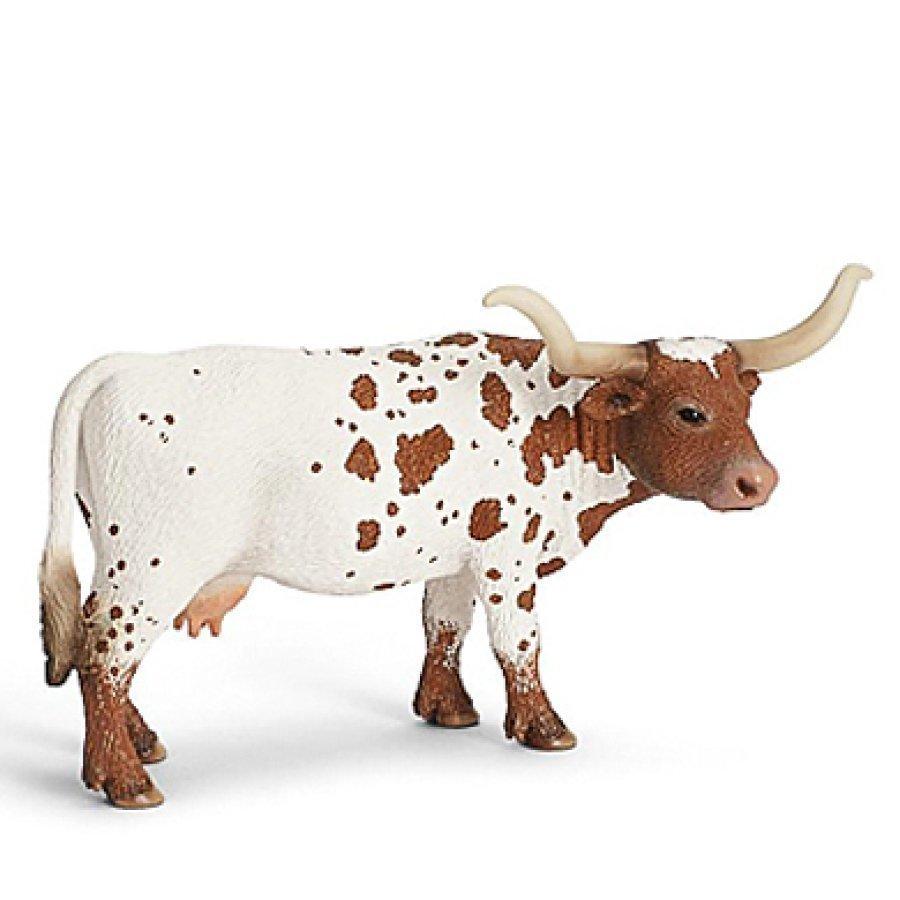 Schleich Texas Longhorn Lehmä 13685