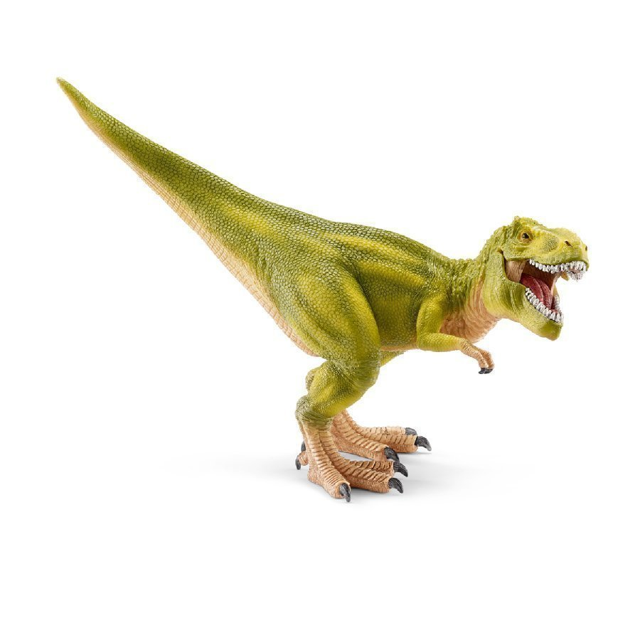 Schleich Tyrannosaurus Rex Vaaleanvihreä 14528