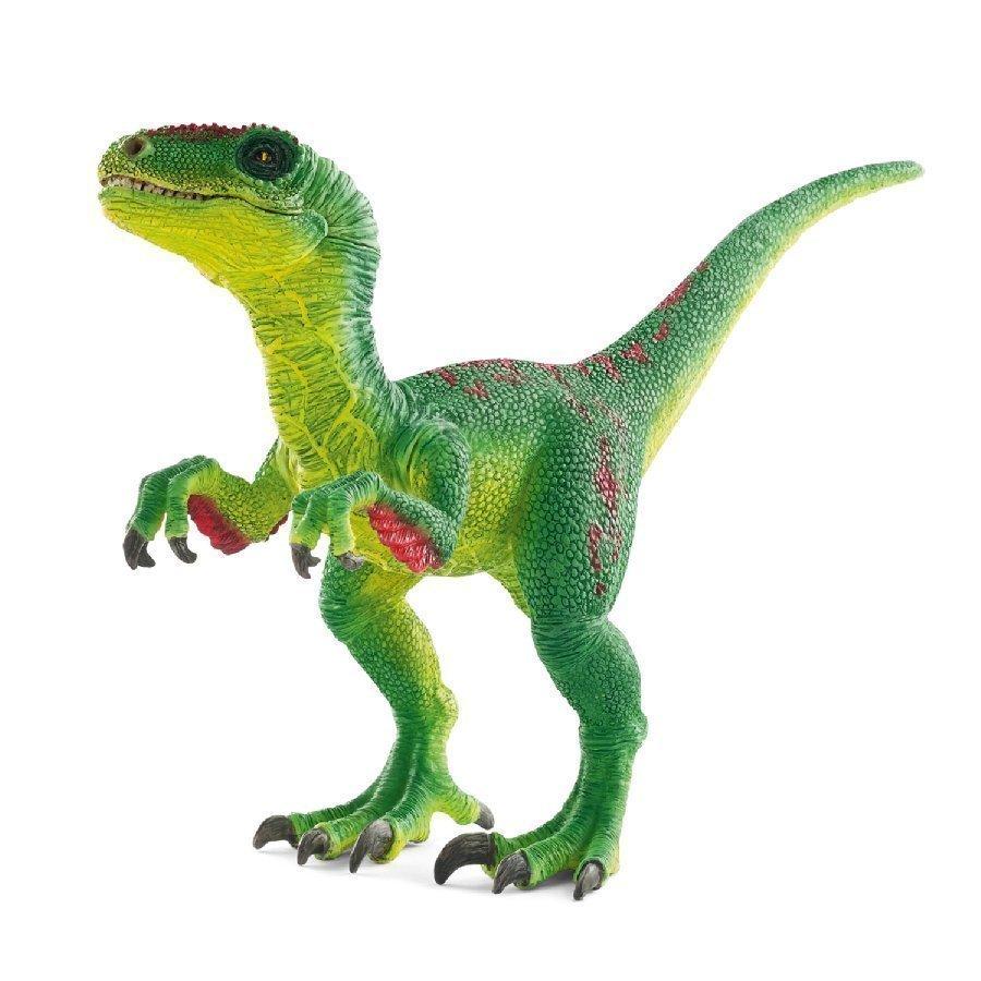 Schleich Velociraptor Vihreä 14530