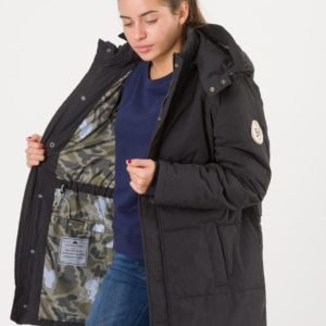 Scotch & Soda Padded Jacket Oversized Takki Musta