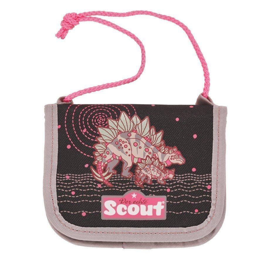 Scout Kaulalaukku Iii Pink Dino