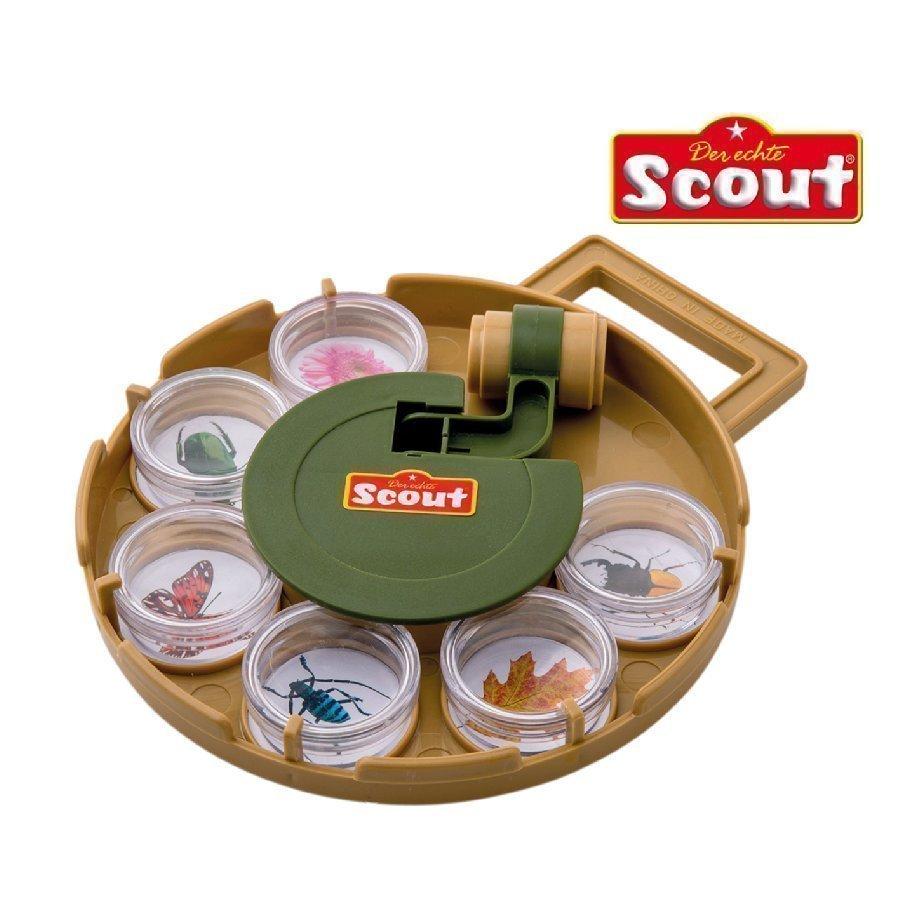 Scout Suurennuslasiympyrä N. 19 X 3 X 16