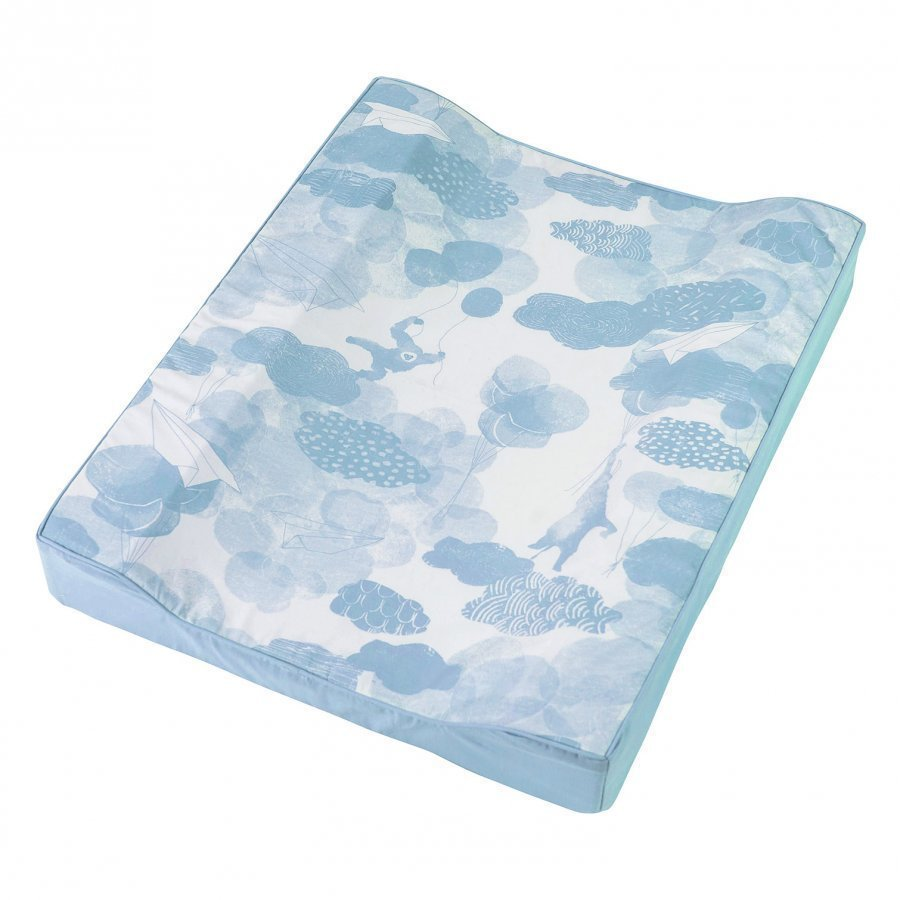 Sebra Changing Pad In The Sky Cloud Blue Hoitoalusta