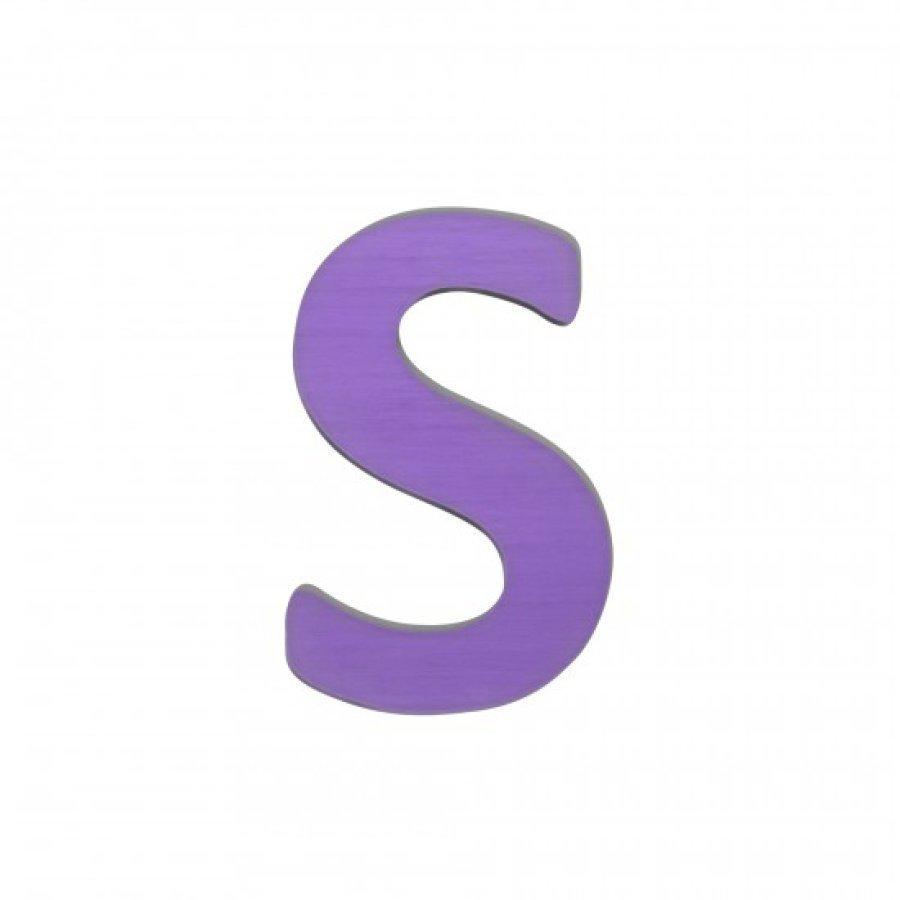 Sebra Kirjain S Lila