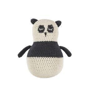 Sebra Virkattu Panda