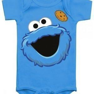 Seesamtie Cookie Monster Body