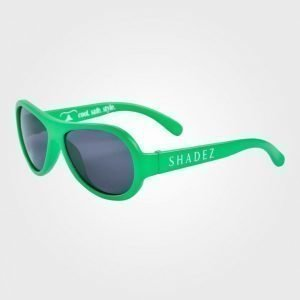 Shadez Green Sunglasses Aurinkolasit