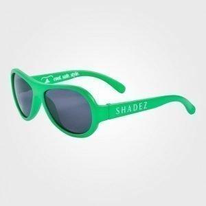 Shadez Green Sunglasses Aurinkolasit