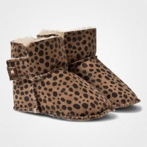 Shepherd Borås Slippers Leopard Vauvan Tossut