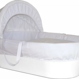 Shnuggle Vauvankori Valkoinen
