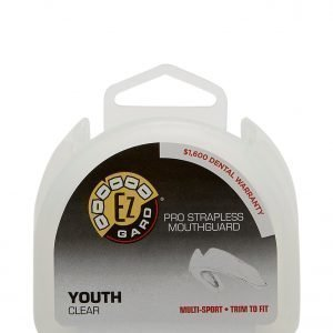 Shock Doctor Pro Strapless Mouthguard Clear
