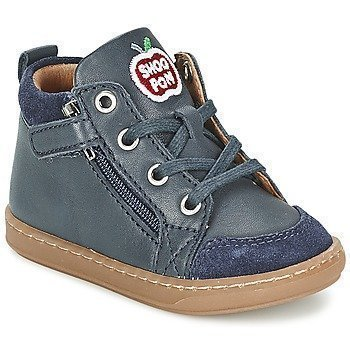 Shoo Pom BOUBA BI ZIP korkeavartiset kengät