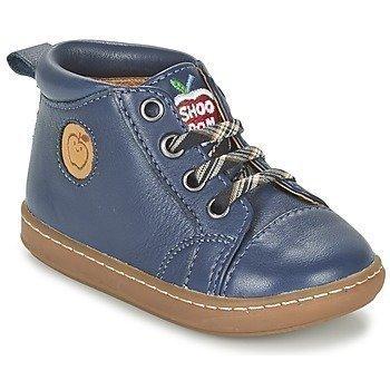 Shoo Pom BOUBA PAD LACE korkeavartiset kengät