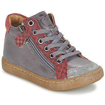 Shoo Pom PLAY HIBI ZIP korkeavartiset kengät