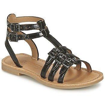 Shwik by Pom d'Api LAZAR BUCKLE sandaalit