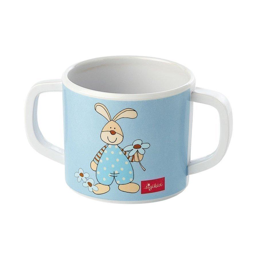 Sigikid Kahvallinen Muki Melamiini Semmel Bunny