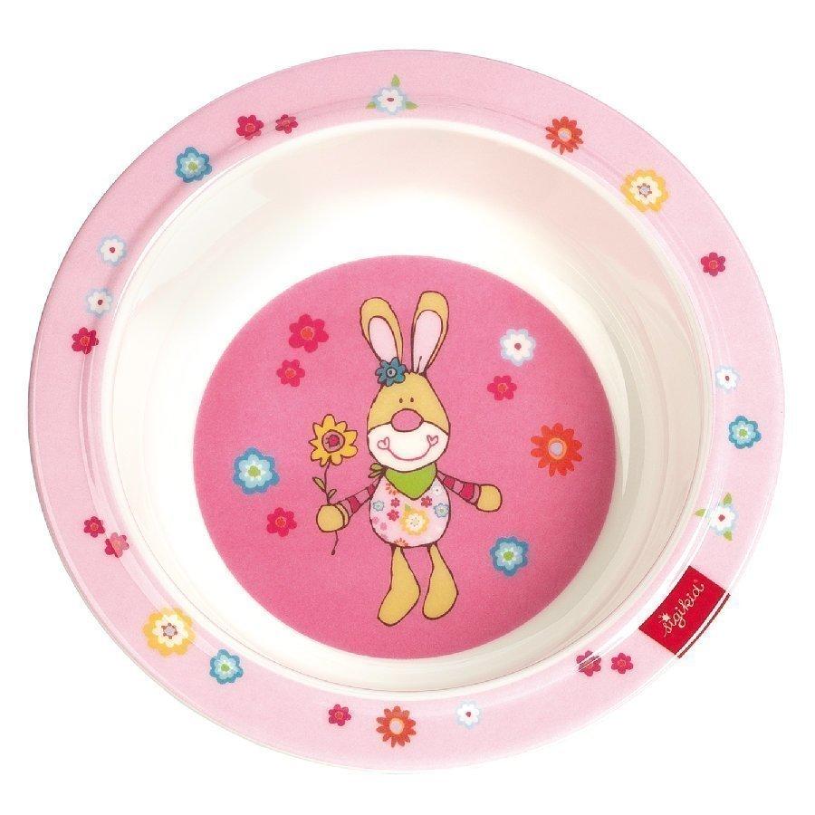 Sigikid Syvä Lautanen Melamiini Bunge Bunny