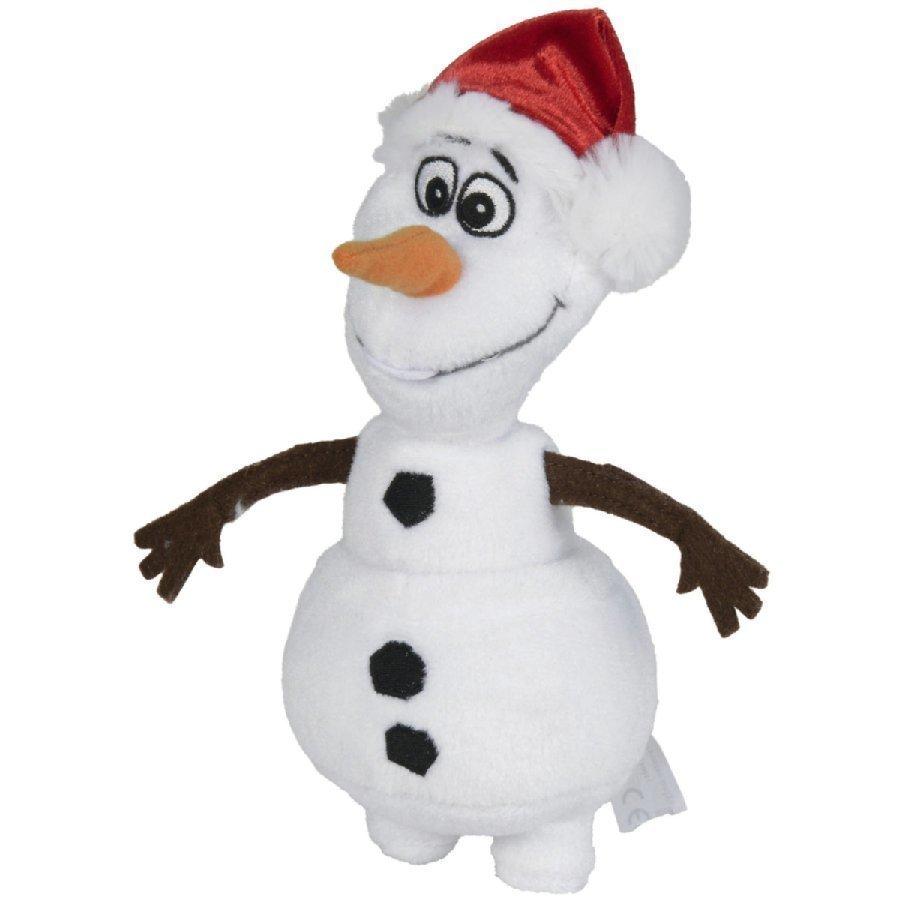 Simba Disney Frozen Huurteinen Seikkailu Olaf Lumiukko 18 Cm