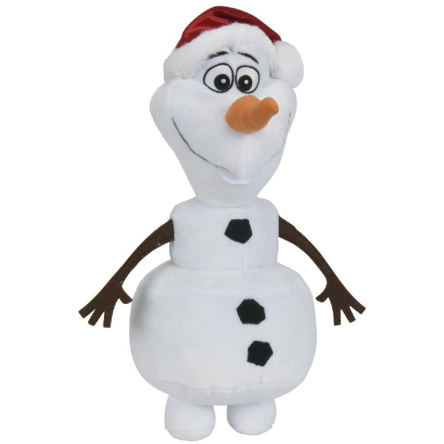Simba Disney Frozen Huurteinen Seikkailu Olaf Lumiukko 35 Cm
