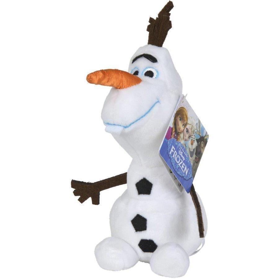 Simba Disney Frozen Pimeässä Hohtava Olaf Lumikko 25 Cm