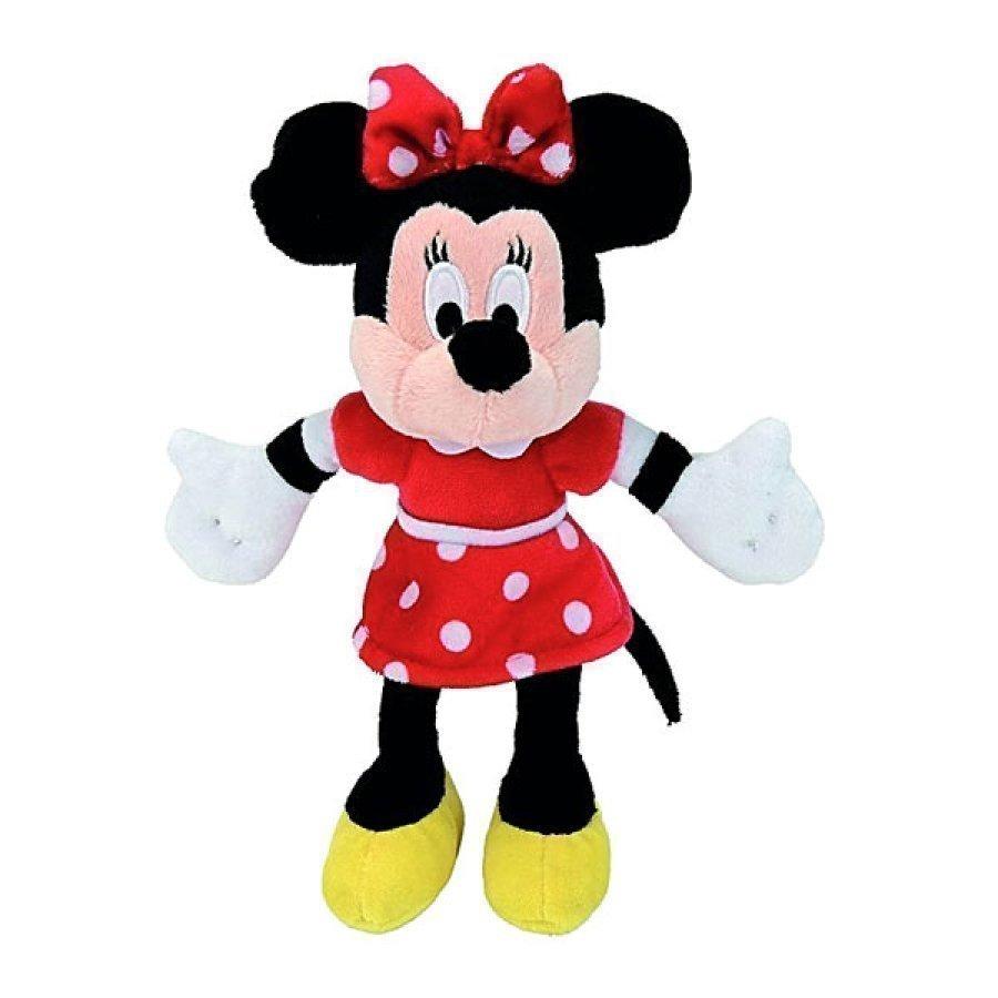 Simba Disney Minni Hiiri Pehmolelu 20cm Punainen