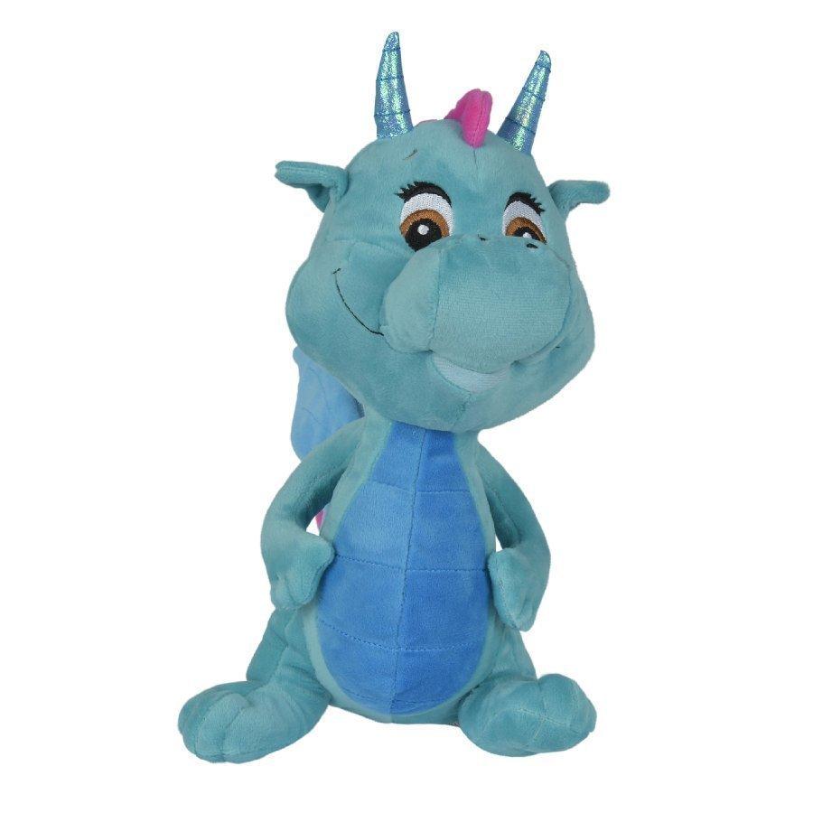 Simba Lohikäärme Safiras 25 Cm Sininen