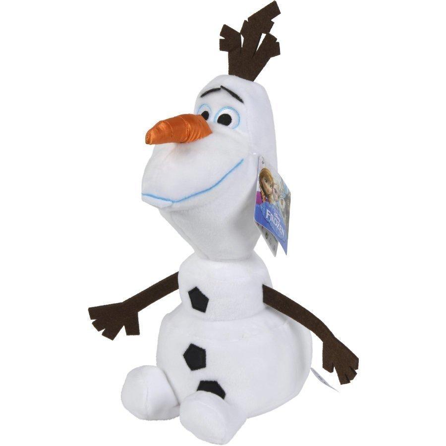 Simba Pehmolelu Disney Frozen Olaf Lumiukko 25 Cm