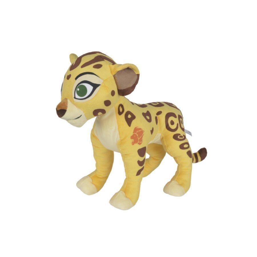 Simba Pehmolelu Disney Leinojakaarti Fuli 50 Cm