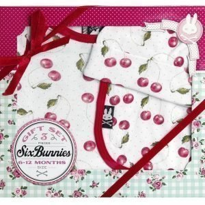 Six Bunnies Cherries Set Vauvojen Setti