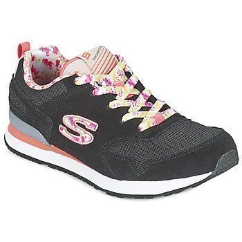 Skechers RETROSPECT FLORAL FANCIES matalavartiset tennarit