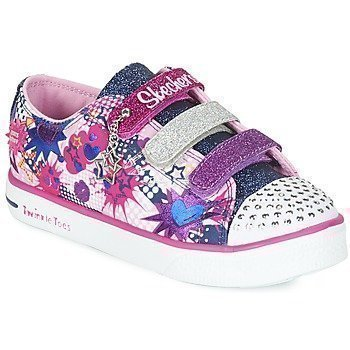 Skechers TWINKLE TOES TWINKLE BREEZE matalavartiset tennarit