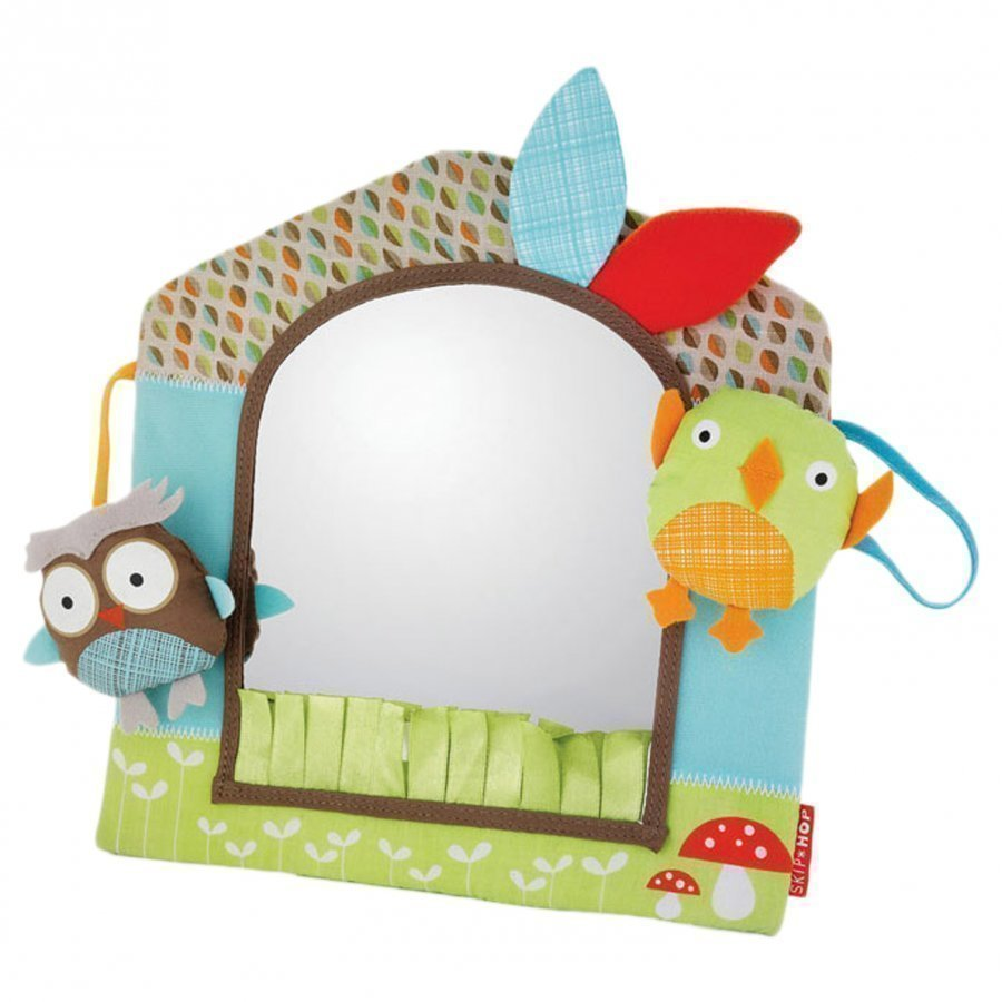 Skip Hop Activity Mirror Treetop Friend Aktiviteettilelu
