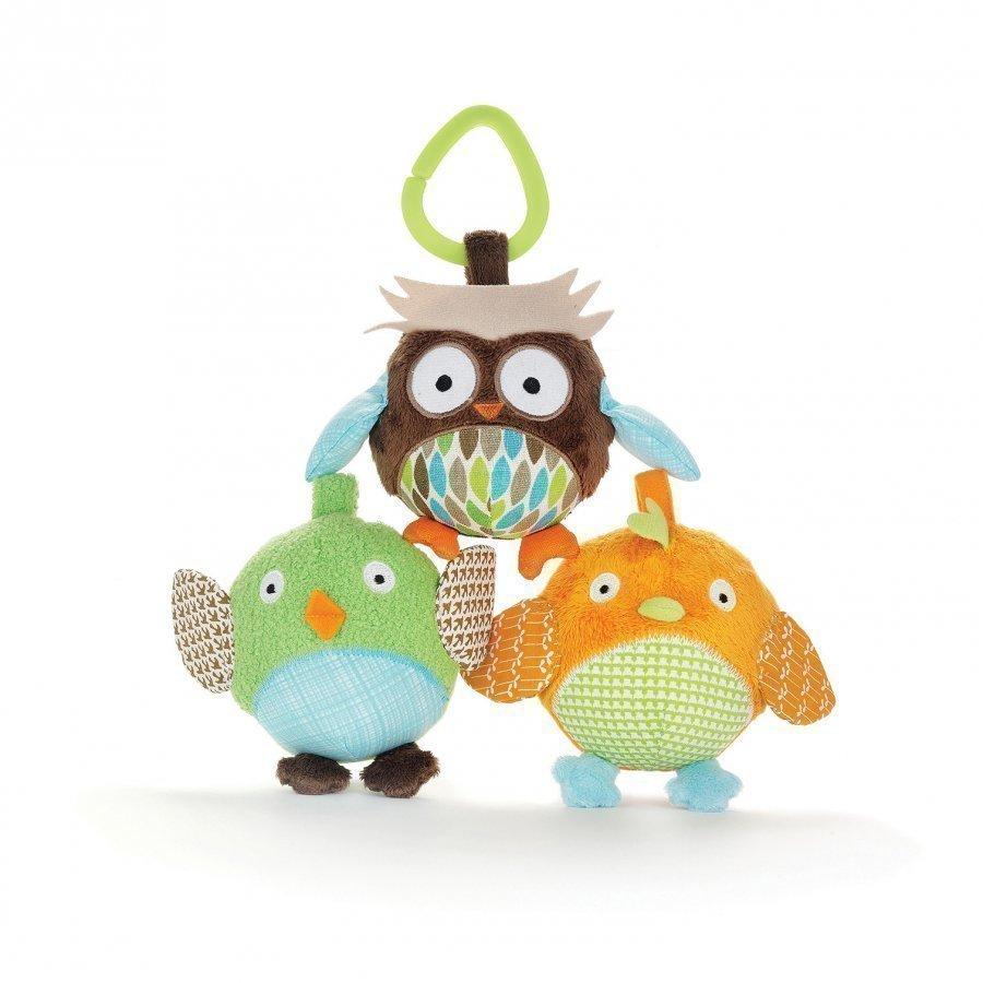 Skip Hop Balls Trio Treetop Owl Aktiviteettilelu