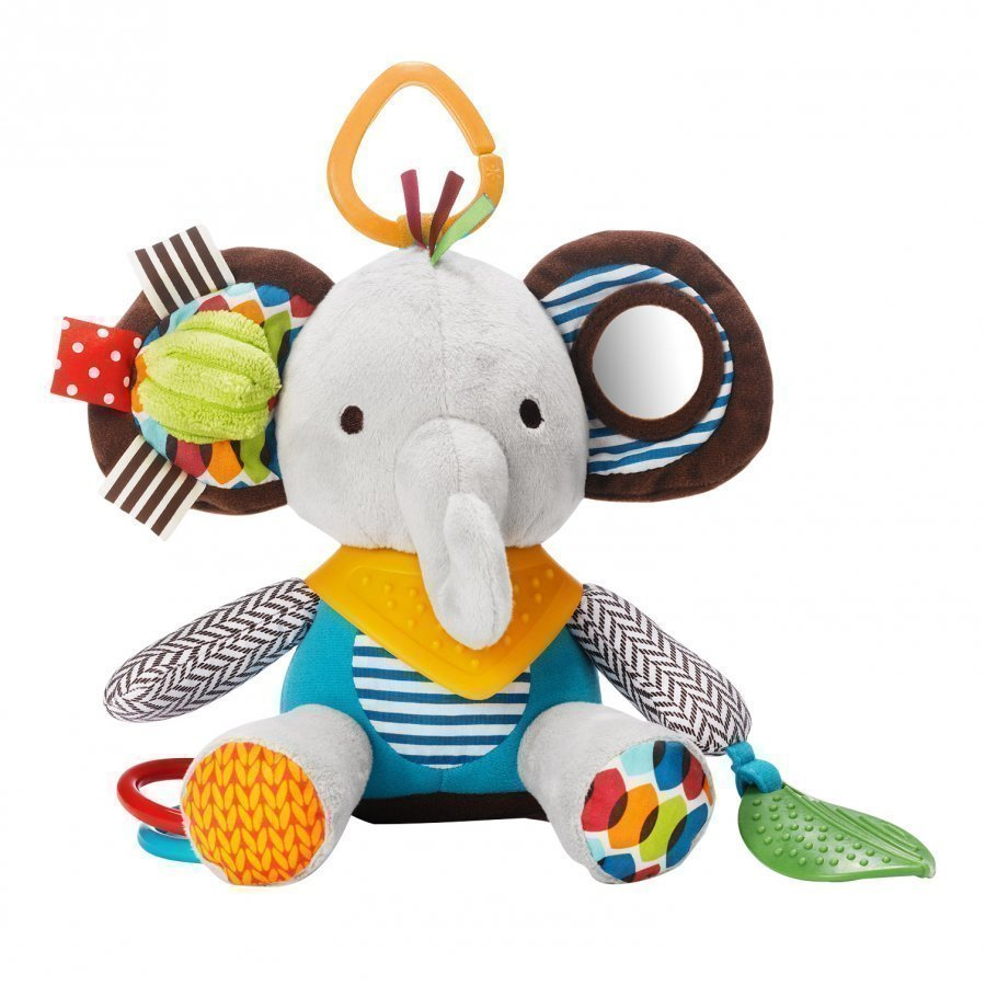 Skip Hop Bandana Buddies Activity Animal Elephant Aktiviteettilelu