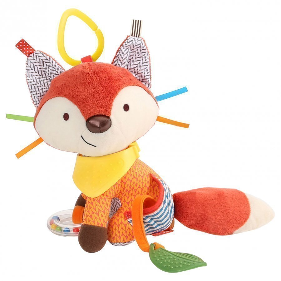 Skip Hop Bandana Buddies Activity Animal Fox Aktiviteettilelu