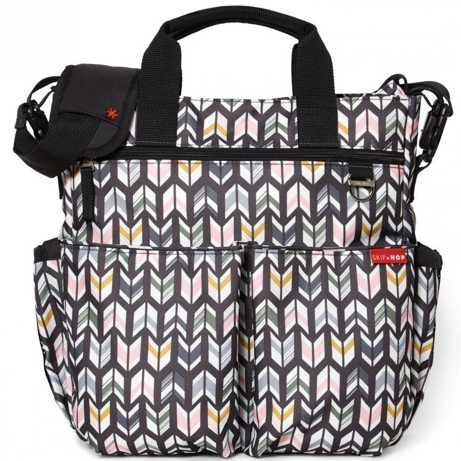Skip Hop Duo Signature Diaper Bag Arrows Hoitolaukku