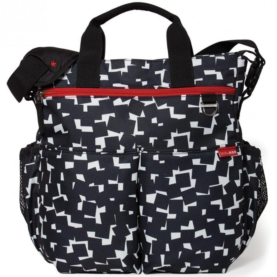 Skip Hop Duo Signature Diaper Bag Cubes Hoitolaukku
