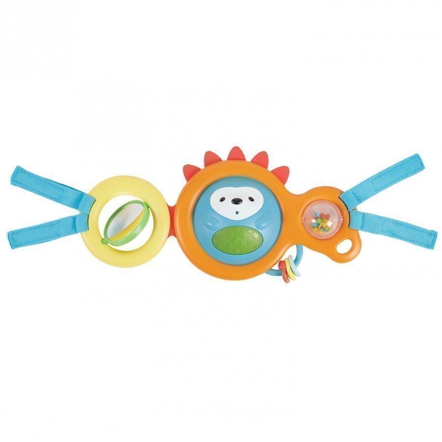 Skip Hop Explore & More Hedgehog Carrier Toy Bar Turvaistuimen Lelu