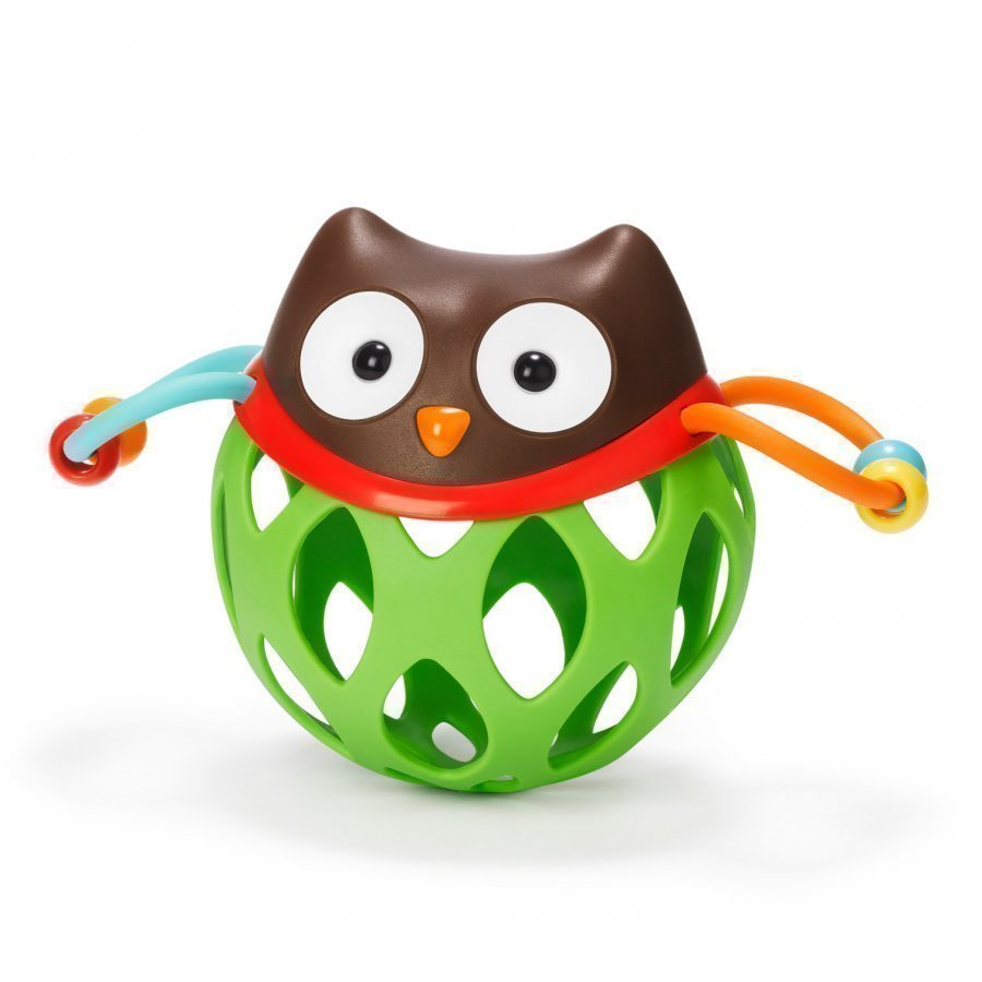 Skip Hop Explore & More Roll-Around Rattle Owl Aktiviteettilelu