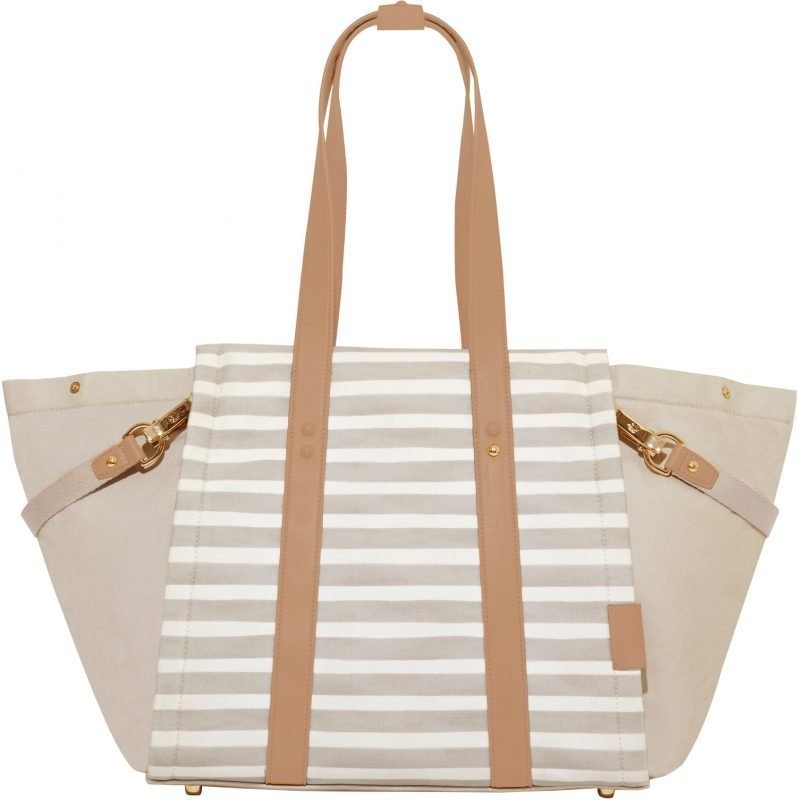 Skip Hop Highline Oyster Stripe